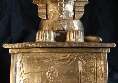 Bronze Sphinx Front