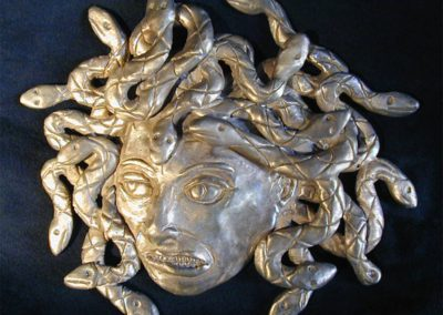 Bronze Medusa New